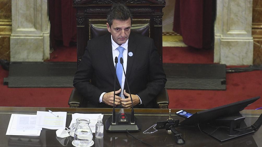 El presidente de la Cámara de Diputados planea consensuar un cronograma de debate de la reforma judicial.