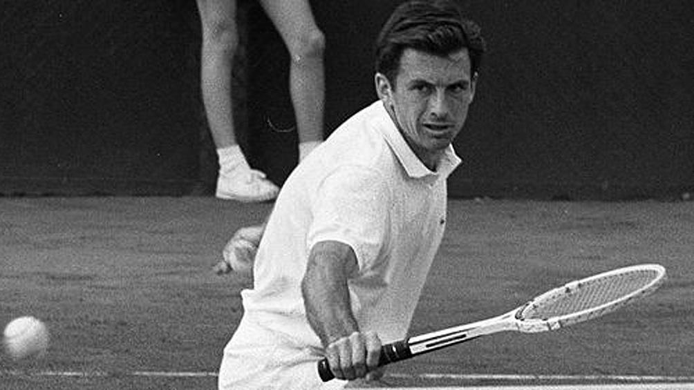 El ex tenista australiano Ashley Cooper falleció a los 83 años