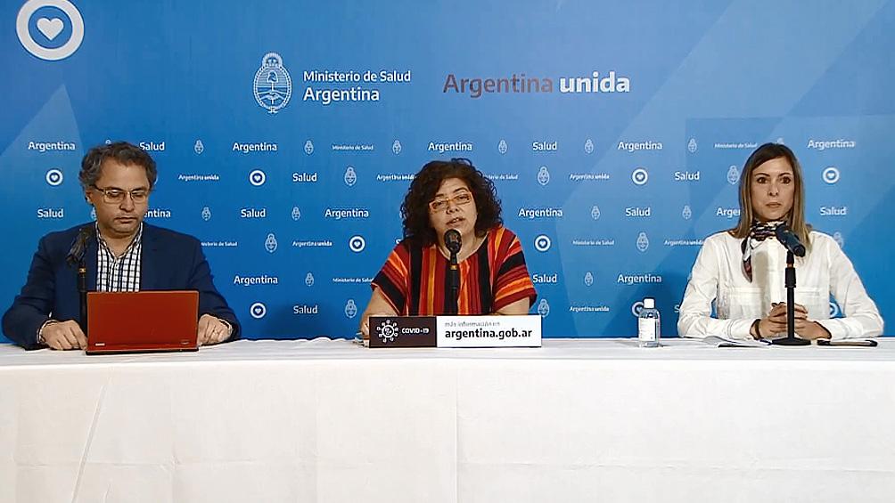 Informan tres nuevos fallecimientos y suman 419 los muertos en la Argentina
