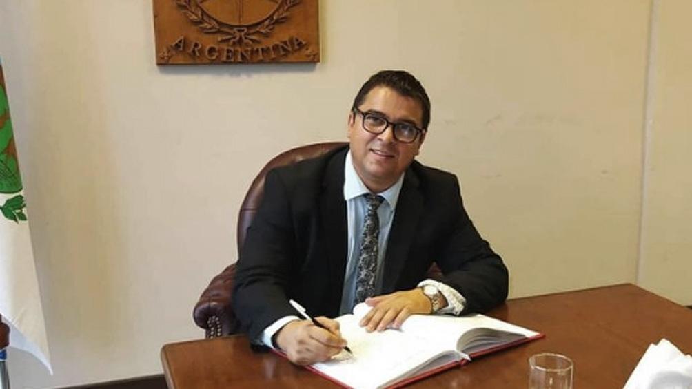 Ariel Rosendo se encuentra detenido desde el 13 de octubre del 2020.