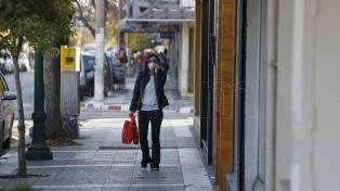 Comerciantes se concentraron en Santa Rosa para reclamar la vuelta a la Fase 5