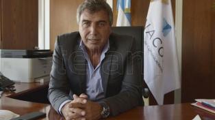 """El Gobierno """"no está en guerra"""" con algún grupo empresario, sostuvo Ambrosini"""