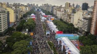 A 10 años de la multitudinaria fiesta popular que celebró el Bicentenario de la Revolución de Mayo