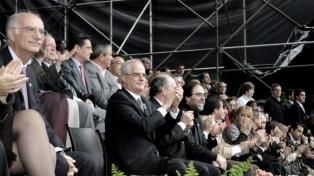 """Taiana: """"Los festejos del Bicentenario valorizaron la democracia y la integración"""""""