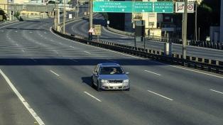 Prorrogan al 27 de septiembre el uso obligatorio del Telepase en las autopistas porteñas
