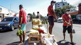 Comerciantes reclaman en Paraguay la reapertura de la frontera con Argentina