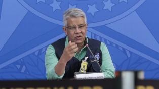 Otra renuncia clave en el Ministerio de Salud de Brasil
