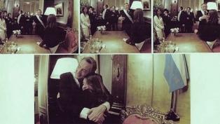 Florencia Kirchner recordó a su padre a 17 años de su asunción presidencial