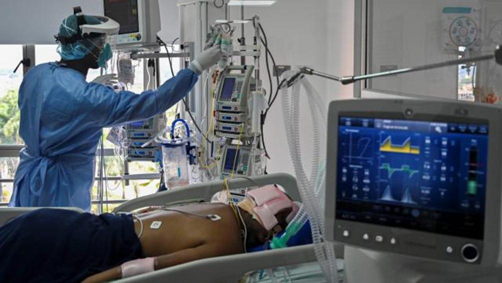 Colombia reportó este jueves la muerte de 430 personas con coronavirus