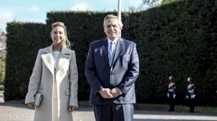 """Alberto Fernández y Fabiola Yáñez se comprometieron a """"erradicar el trabajo infantil"""""""