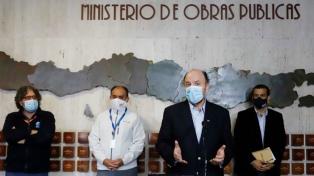 Un ministro chileno se contagió, el primero del gabinete