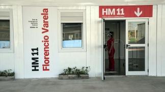 El intendente afirmó que el Hospital Modular de Emergencia salvó muchas vidas.