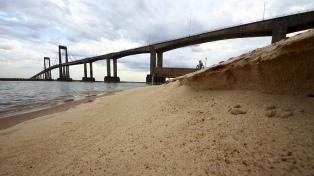 El río Paraná mejora parcialmente su caudal luego de una bajante histórica