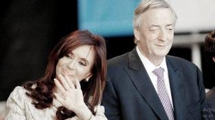 La vicepresidenta recordó en redes sociales los 17 años de la asunción de Néstor Kirchner