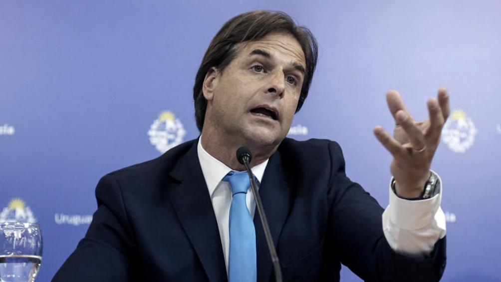 Lacalle Pou no precisó cuál de los ocho consulados uruguayos en la Argentina será cerrado