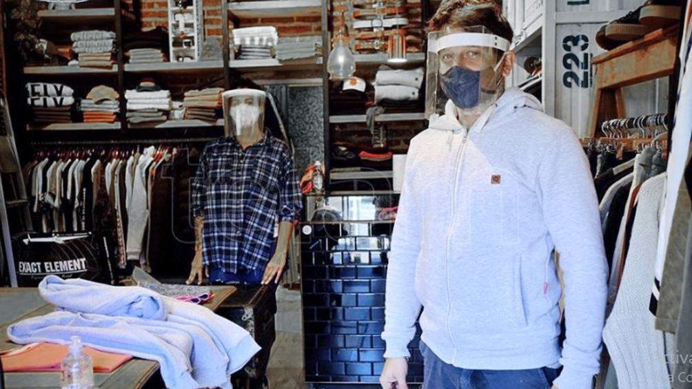 El alza fue mayor en las prendas de origen importado