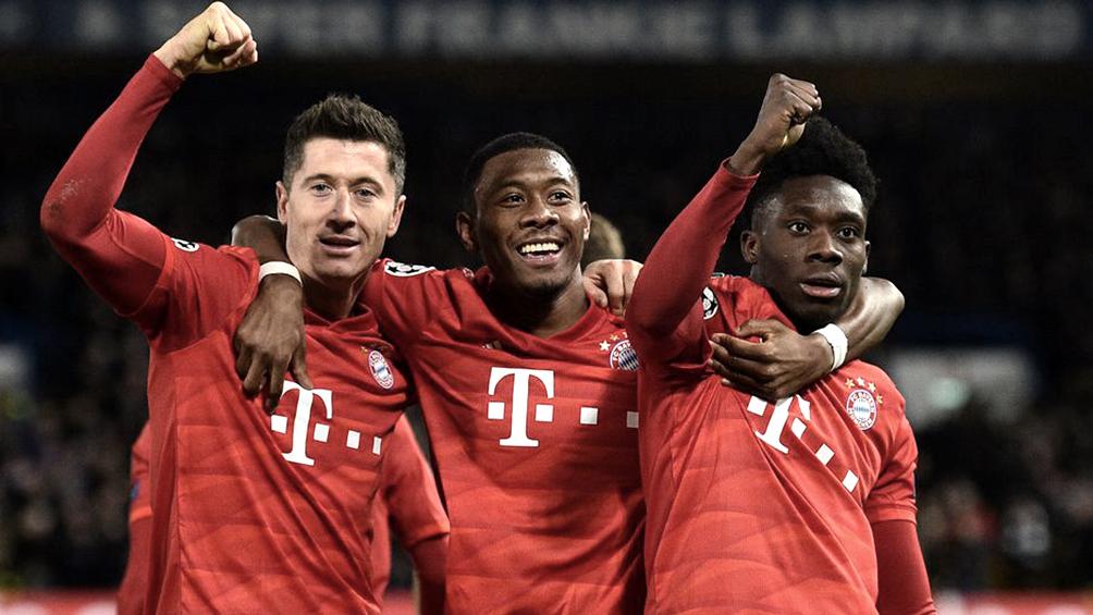 El líder Bayern Munich visita al Borussia Dortmund en el clásico alemán