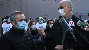 """Larroque sobre Villa Azul: """"No estamos exentos de una posibilidad de rebrote"""""""