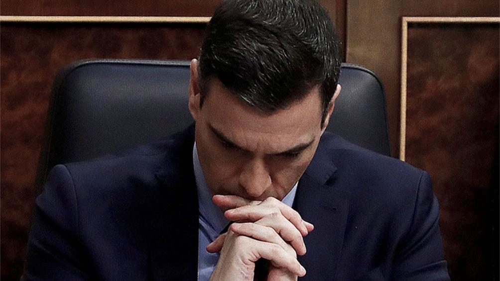 El partido del presidente español (PSOE) fue uno de los grandes perdedores de la jornada junto a Ciudadanos