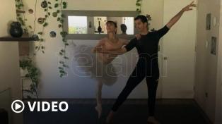 En un emotivo video, Julio Bocca presentó a estrellas del ballet desde sus casas