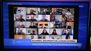El oficialismo logró dictamen para investigar la fuga de divisas de gestión Macri