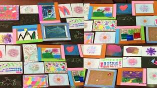 Ni la pandemia detiene el programa de educación artística del hospital Tobar Garcia