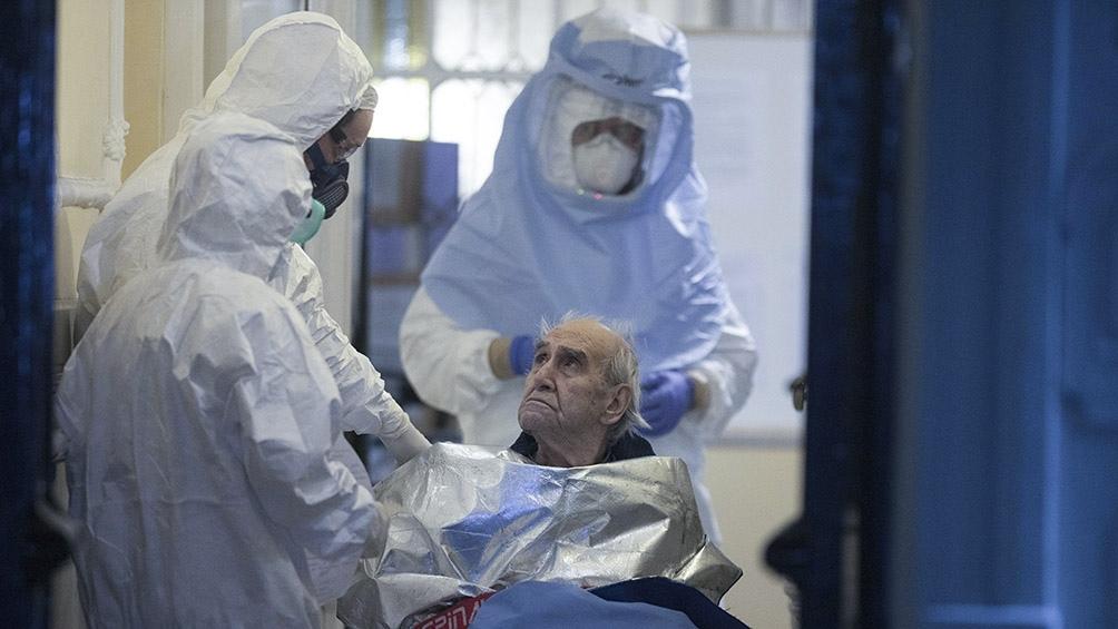 Suman 539 los fallecidos y 16.851 los infectados por coronavirus ...