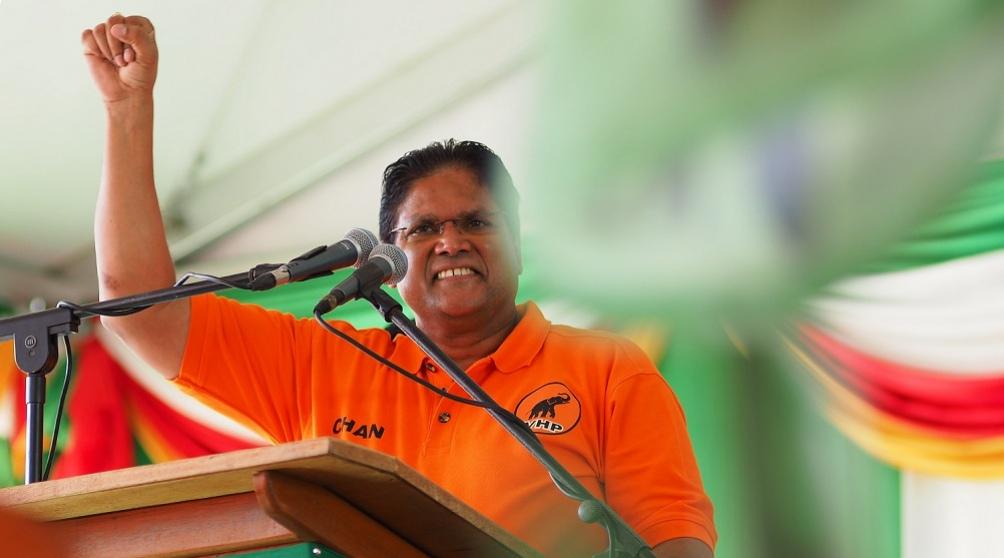Chan Santokhi, VHP