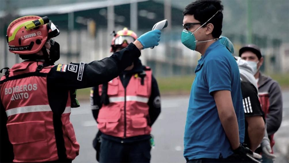 Quito es la ciudad más afectada por el coronavirus