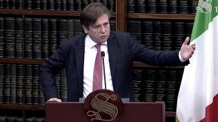 El gobierno italiano dijo que está preparado para afrontar el Covid-19 y llamó a no tener miedo