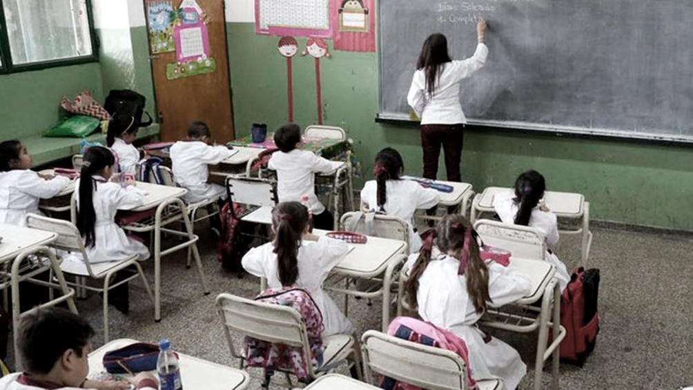 Jujuy presenta un plan para que vuelvan las clases una vez a la semana