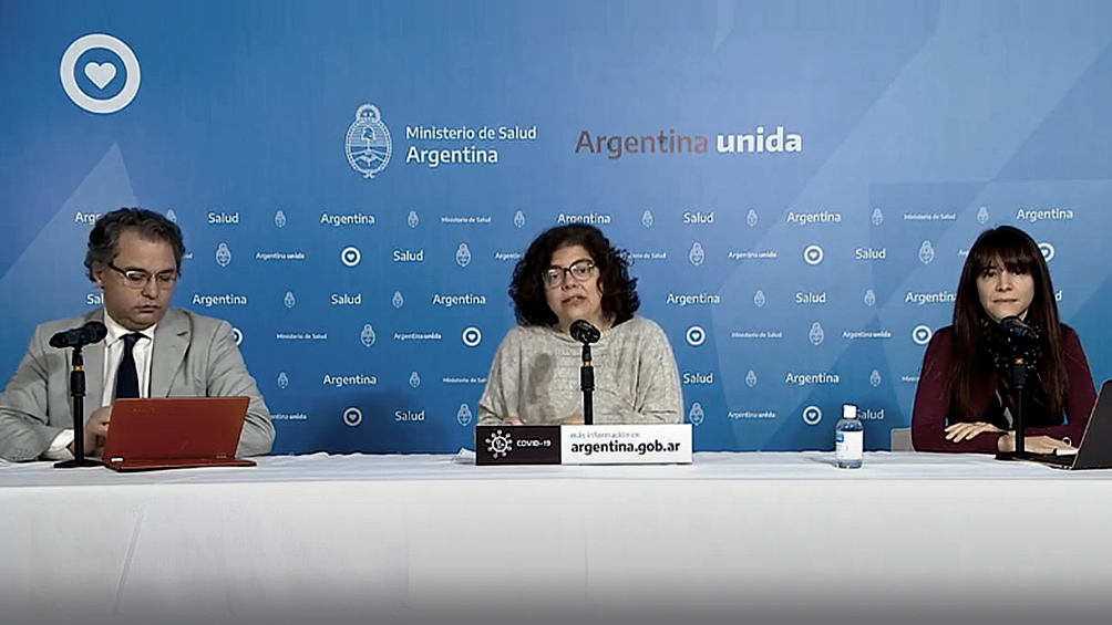 Hay dos nuevos fallecimientos y suman 492 los muertos por coronavirus en la Argentina