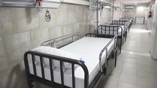 La Pampa ya tiene dos nuevos hospitales modulares para enfrentar la pandemia
