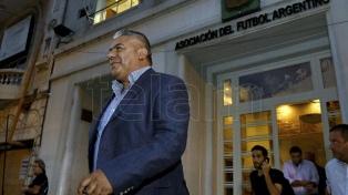 Tapia celebró el regreso de River a la AFA después de años de distanciamiento