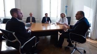 Gobierno firmó el primer acuerdo del Fondo Fiduciario para el desarrollo de Tucumán