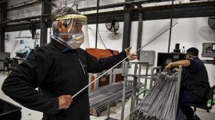 La reactivación de la producción en las fábricas autorizadas