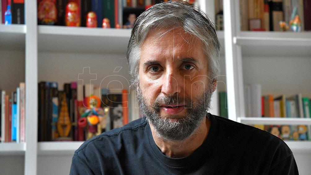 Fernando Polack trabaja en vacunas respiratorias desde los 29 años.