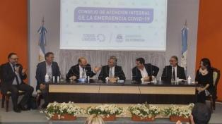 Con críticas al gobierno anterior, Insfrán agradeció la visita de Fernández
