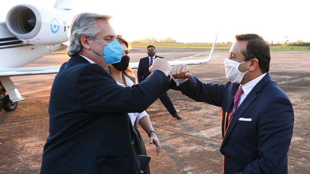 Oscar Herrera Ahuad, de profesión médico, en su primer año de gestión se enfocó principalmente en lo que respecta a la salud de sus habitantes por el contexto mundial de pandemia.