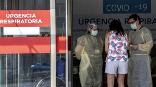 """Sociedad Chilena de Medicina Intensiva: """"El país no está en el dilema de la última cama"""""""