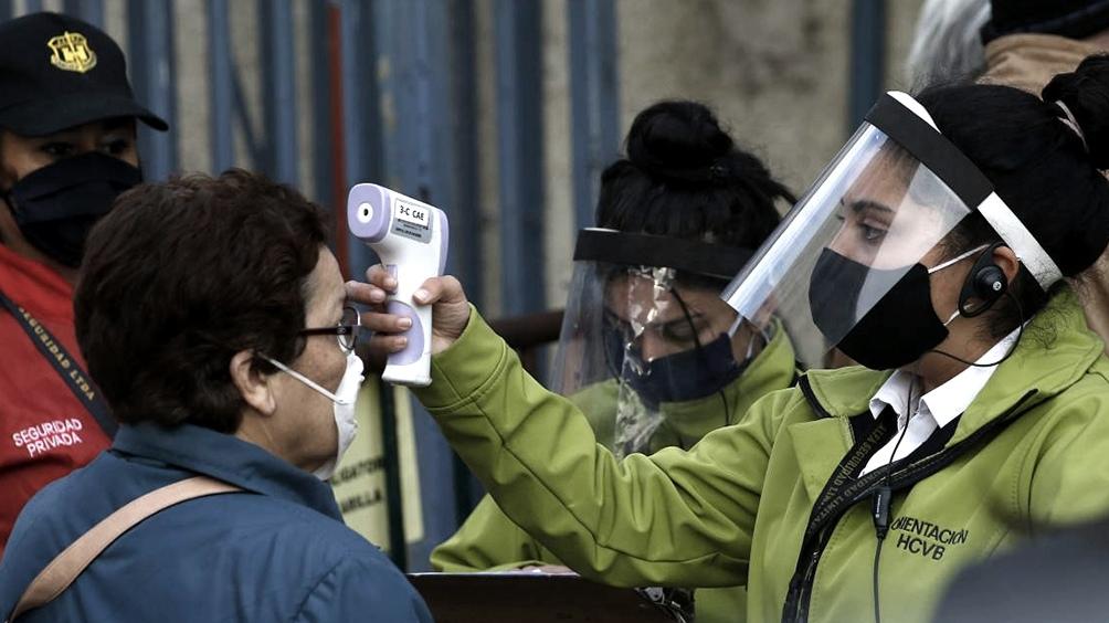 Chile reporta 1.122 nuevos casos de coronavirus y 19 fallecidos en las últimas 24 horas