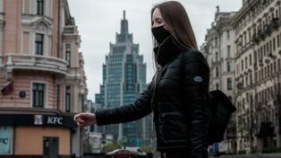 Rusia se acerca a los 400.000 casos pese al aplanamiento de la curva