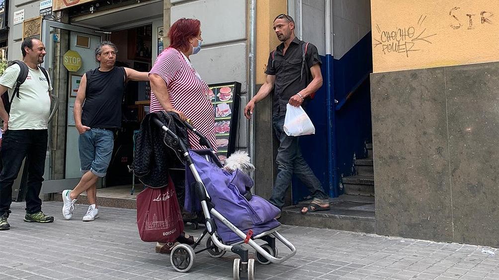 La región de Madrid registra alrededor de 700 casos por cada 100.000 habitantes