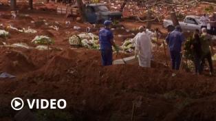 Crece el descontento de los brasileños con la gestión del coronavirus de Bolsonaro