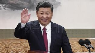 """China: el presidente dijo que se libró una """"guerra popular"""" contra el coronavirus"""