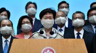 Hong Kong investigará a los candidatos políticos para garantizar su lealtad a China