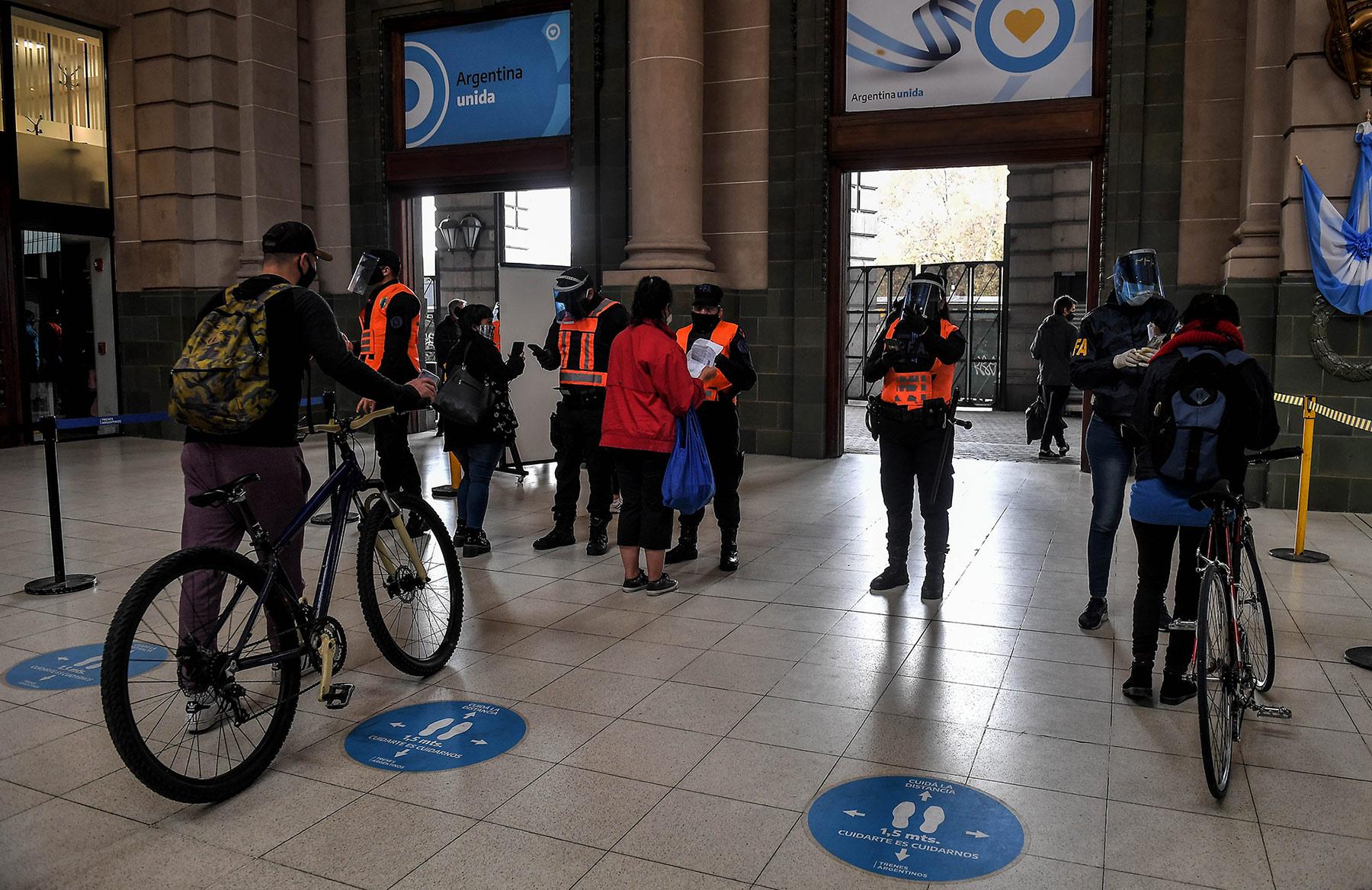 Ante el aumento de la circulación, Rodríguez Larreta dijo que intensificarán los controles