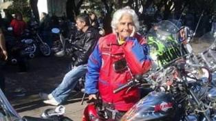 """Nelly, la motoviajera más famosa y querida de la Argentina que dejó un """"ejemplo de vida"""""""