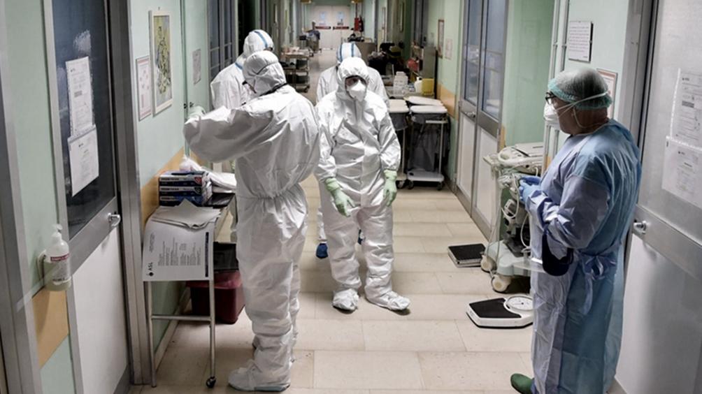 Con ocho nuevas muertes, llegan a 1.000 los fallecidos por coronavirus en el país