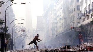 """A 19 años de la represión de diciembre del 2001, convocan a """"mantener viva la memoria"""""""
